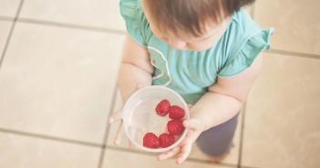 Jak spřátelit děti a ovoce a zeleninu?